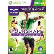 Ubisoft Kinect Your Shape Fitness Evolved 2012 at Kmart.com