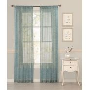 "Arabesque 84"" Sheer Panel at Kmart.com"