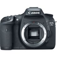 "Canon 3814B004/EOS 7D EOS 7D 18.0 Megapixel Digital Camera w/ 3"" Screen - Black at Kmart.com"