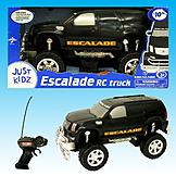 Just Kidz 1:16 Scale Licensed Escalade RC Truck at mygofer.com