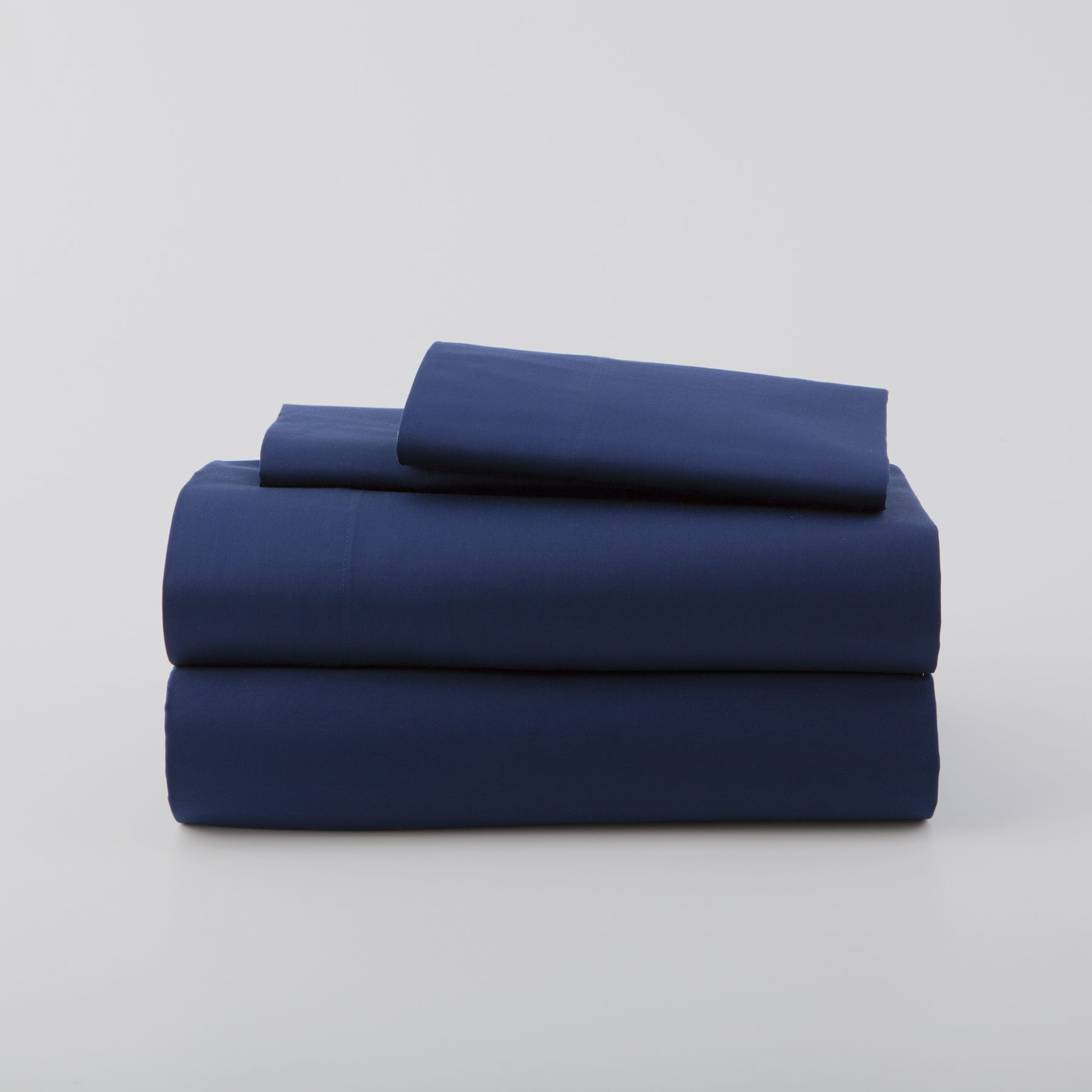 Simmons  350 Thread Count Sheet Set - Navy