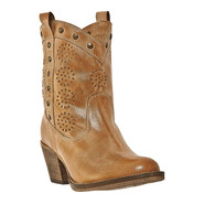 Dingo Women's Roni DI 792 - Tan Buffalo Calf at Sears.com
