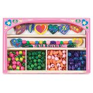 Melissa & Doug Sweet Hearts Wooden Bead Set at Kmart.com