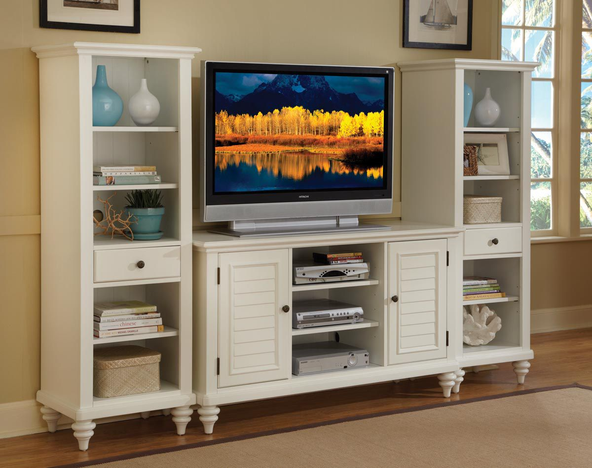 Bermuda 3PC Entertainment Center