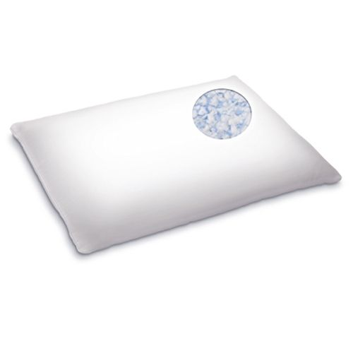 Gel Memory Foam MicroCushion Pillow (18 x 24)