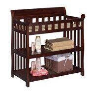 Delta Childrens ECLIPSE CHANGING TABLE-Vintage Espresso at Sears.com