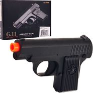 Whetstone G.11 Zinc Alloy Shell Airsoft Pistol at Kmart.com