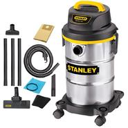Stanley 5 Gallon 4.5 Peak HP Stainless Steel Wet/Dry Vacuum at Sears.com