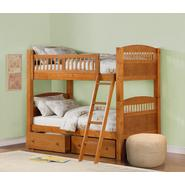 Dorel Belmont Bunk Bed Pine at Sears.com