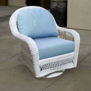 Chicago Wicker Montego Swivel Glider Club  Chair at Kmart.com