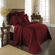 King Charles Queen Matelasse Bedspread at Sears.com