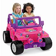 Power Wheels Barbie Jammin' Jeep at Sears.com