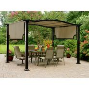 Garden Oasis Curved Pergola at Sears.com