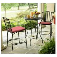 Essential Garden High Wrought Iron Bistro at Kmart.com