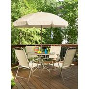 Garden Oasis 6 Pc. Folding Patio Set at Kmart.com