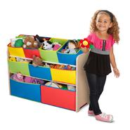Delta Childrens Multi - Color Deluxe Toy Organizer with Bins at Sears.com