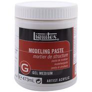 Reeves Liquitex Modeling Paste Gel Acrylic Medium, 16 Ounces at Kmart.com