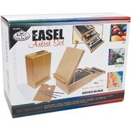 Royal Brush Easel Artist Set-All Media at Kmart.com