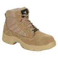 Texas Steer Men's Kyser6 6 inch Desert Storm Steel Toe Work Boot - Sand at Kmart.com
