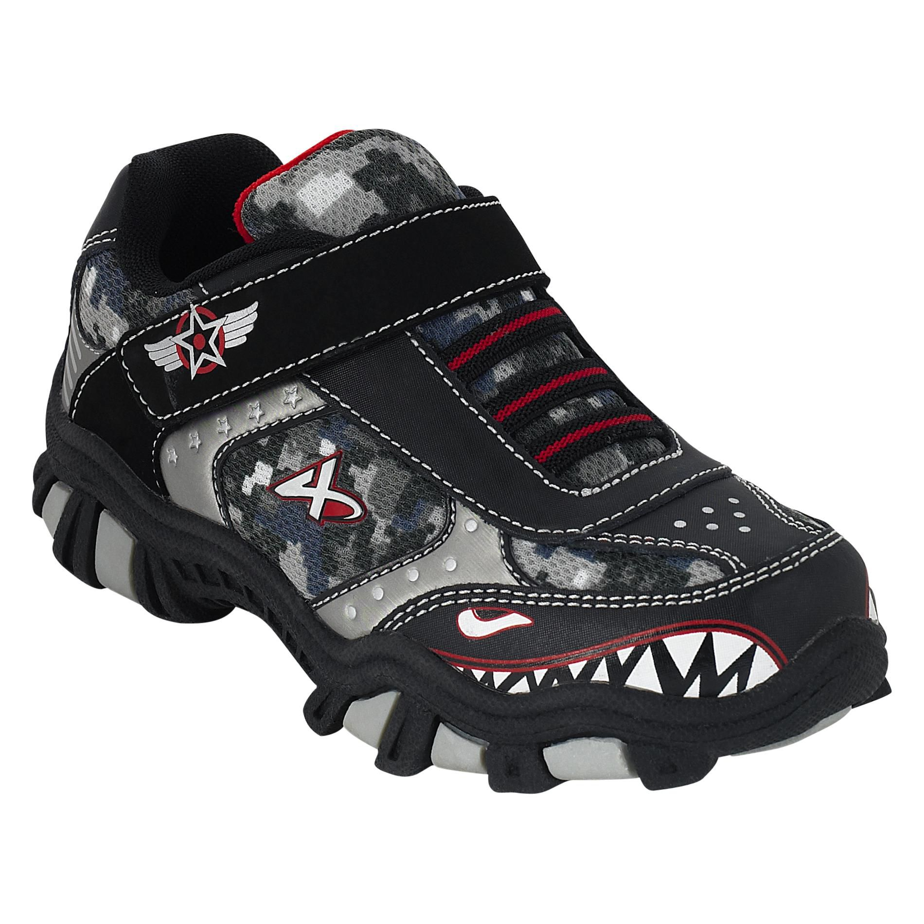 Athletech  Boy's Palmer3 Athletic Shoe -