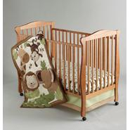 Little Bedding by NoJo 4-Piece Safari Baby Crib Set at Kmart.com