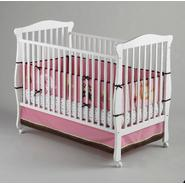 NoJo Newborn Girls Raspberry Jungle Four-Piece Crib Bumper Set at Kmart.com