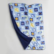 NoJo Newborn Boys Playtime Jungle Plush Fleece Blanket at Kmart.com