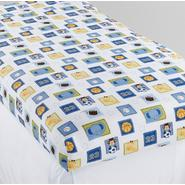 NoJo Newborn Boys Playtime Jungle Fitted Crib Sheet at Kmart.com