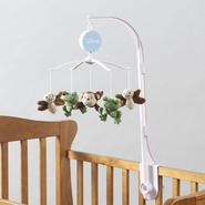 Little Bedding by NoJo Infant's Safari Baby Musical Crib Mobile at Kmart.com