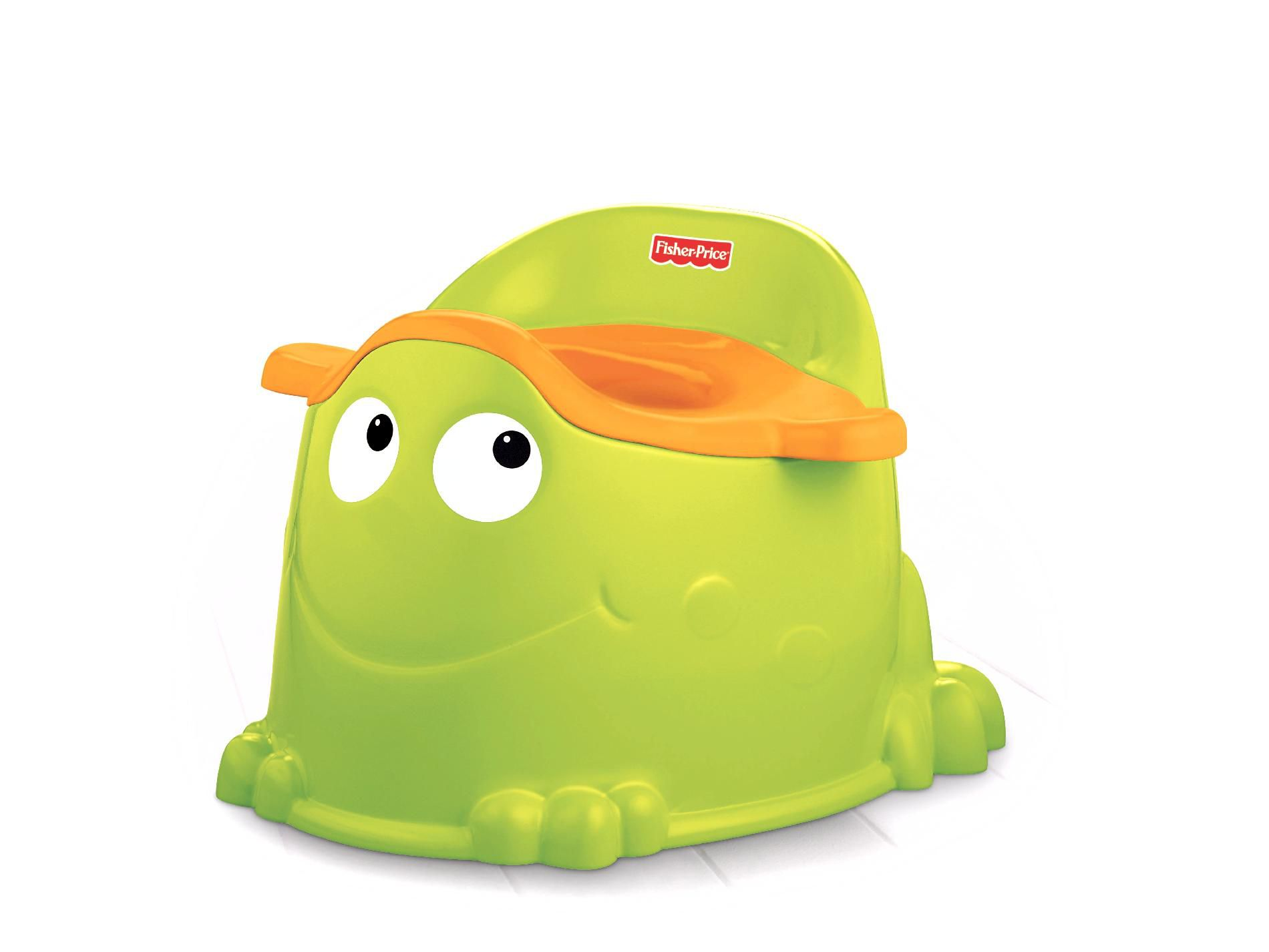 Fisher-Price  Training Toddler Potty Froggy