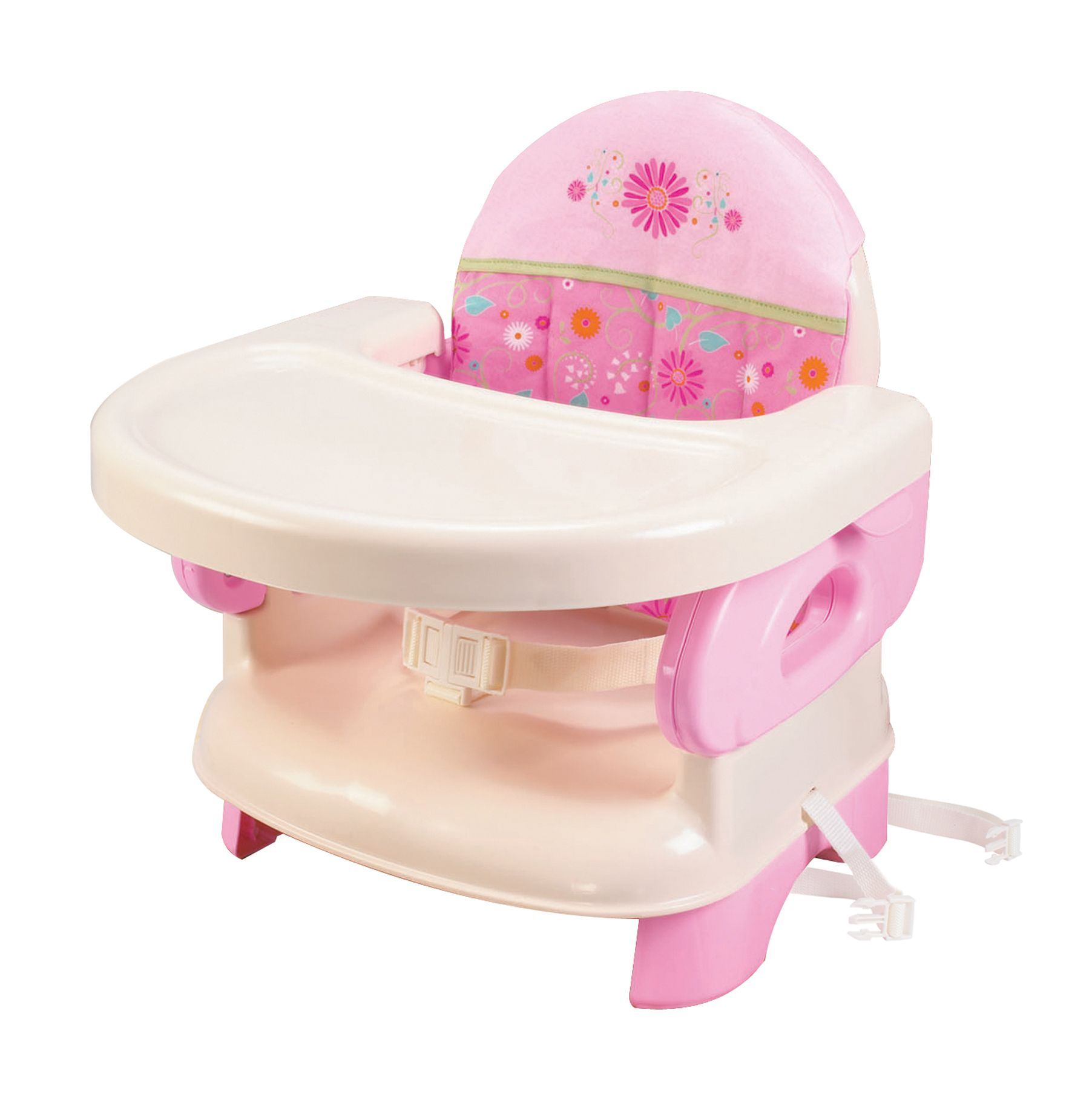Summer Infant  Pink Folding Booster Seat