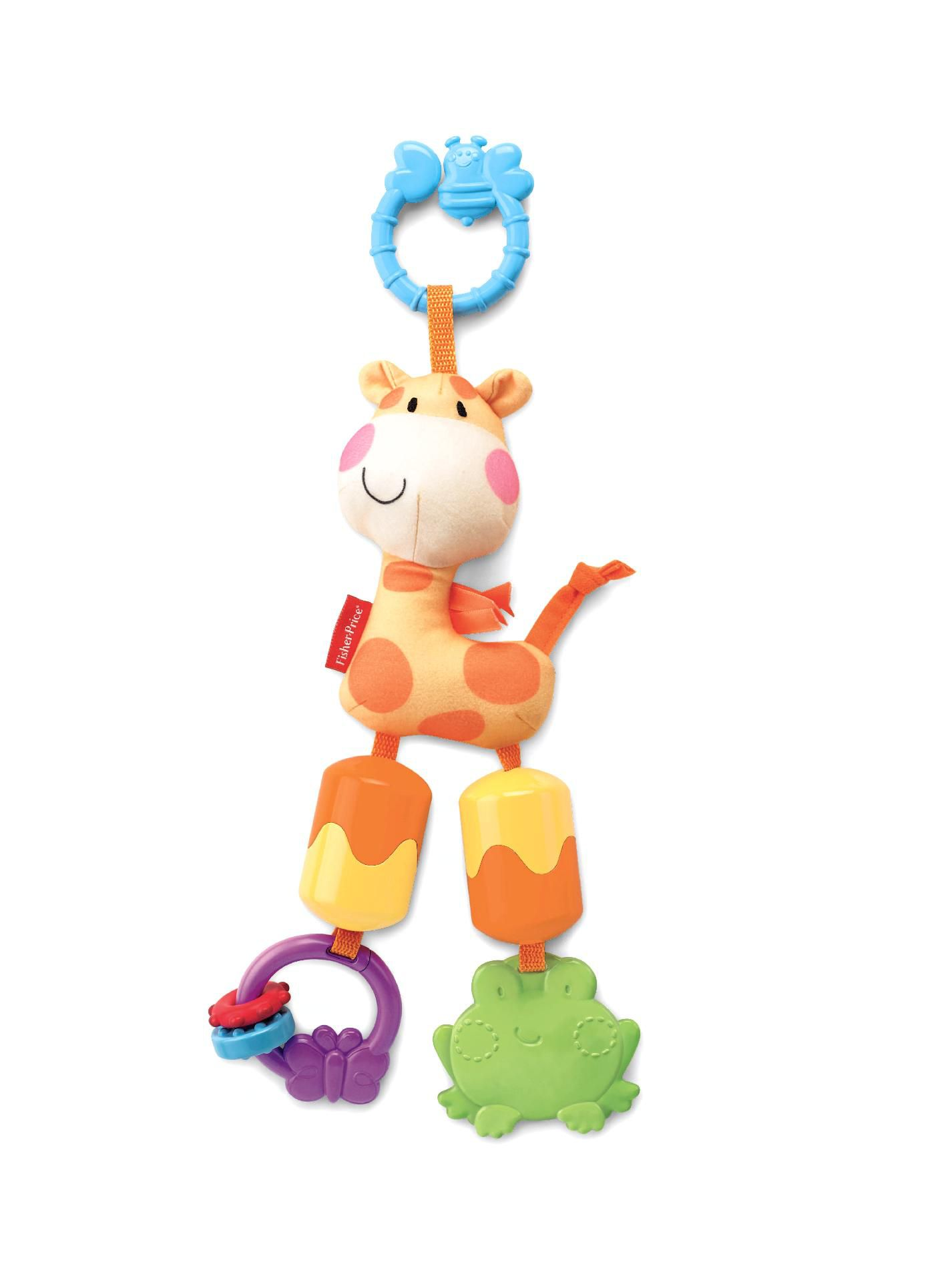 Stroller Activity Toy Giraffe Discover N Grow