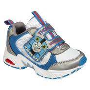 Thomas & Friends Toddler Boy's Thomas The Tank Athletic Shoe - Grey/Blue at Kmart.com