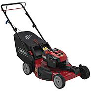 "Craftsman 190cc* Briggs & Stratton Gold Engine, 22"" Front Drive Self-Propelled EZ Lawn Mower en Sears.com"
