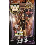 WWE Macho King Randy Savage - Ringside Fest 2011 Elite Exclusive WWE Legends Toy Wrestling Action Figure at Kmart.com