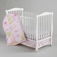 Little Bedding by NoJo Infant Girl's Princess Rose Crib Bumper Set at Kmart.com