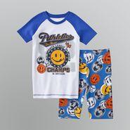 Joe Boxer Boy's Sporty Pajama Set