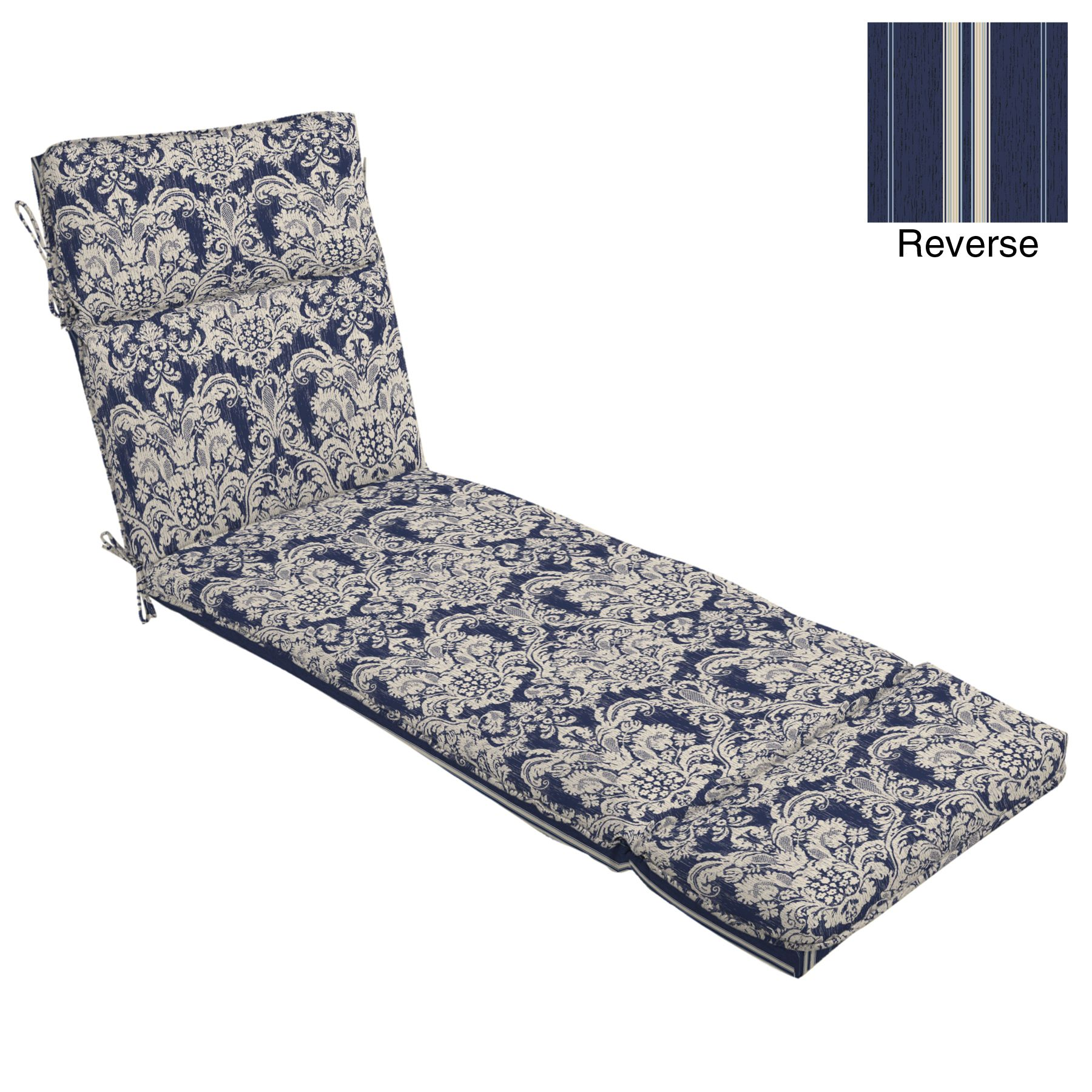 Garden Oasis Monroe Chaise Cushion