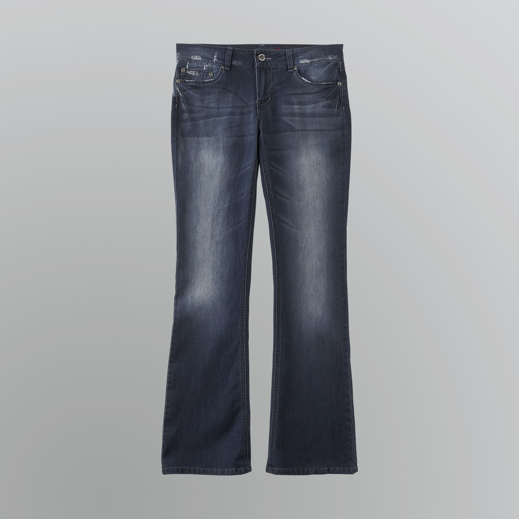 Bongo Junior's Distressed Bootcut Jeans at Sears.com