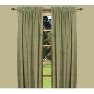 Ricardo Trading Zurich Embroidered Sheer Panel - Olive at Kmart.com