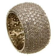 Sofia by Sofia Vergara Ladies Cubic Zirconia Band Ring at Kmart.com