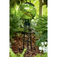 Garden Oasis Gid Gazing Ball - Green at Kmart.com