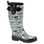 Intrigue Women's Rain Boot Zee - Black at Kmart.com