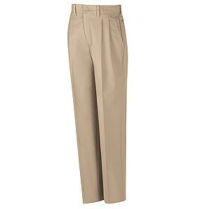 Red Kap  Pleated Work Pant