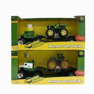 JOHN DEERE Tractor with Wagon Assortment - 1 Toy, Styles Vary at Kmart.com