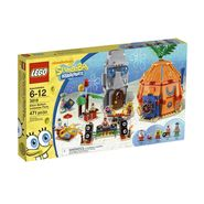 LEGO SpongeBob Bikini Bottom Undersea Party 3818 at Kmart.com
