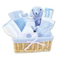 Trend Lab Baby Deluxe 12 Pc Gift Basket - Blue at Kmart.com