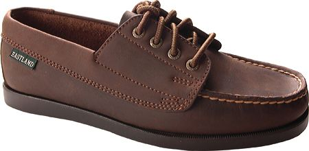 Eastland  Women's Falmouth - Bomber Brown Leather