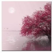 Trademark Fine Art Philippe Sainte-Laudy 'Full Moon on the Lake' Canvas Art at Sears.com