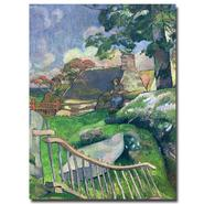 "Trademark Fine Art 24x32 inches Paul Gauguin ""The Pig Keeper, 1889"" at Kmart.com"